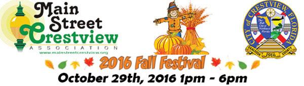 Halloween trick or treat hours Crestview FL 2016
